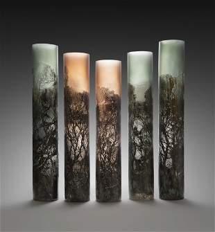 Holly Grace Charlotte Pass Art Glass Habatat