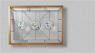 Paul Stankard Horizontal Rare Window Art Glass Habatat