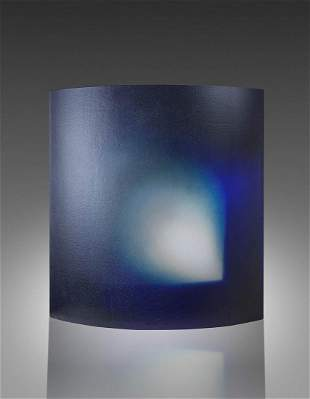 Udo Zembok Colorfields 25 Art Glass Habatat