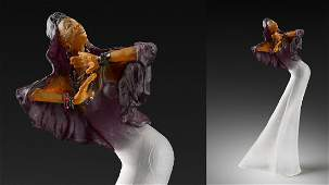 Leah Wingfield Cuulu African Series Art Glass Habatat