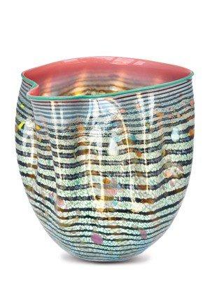 "20: Dale Chihuly - ""Maccia"" 1983 Glass Art"