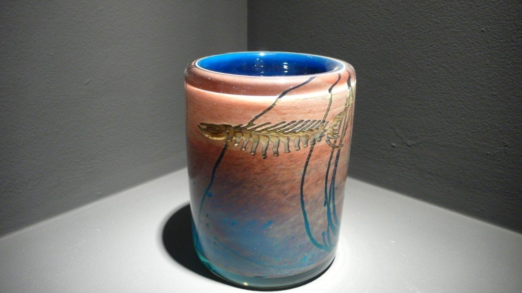 """24: Brent Kee Young """"1979 vessel"""""""