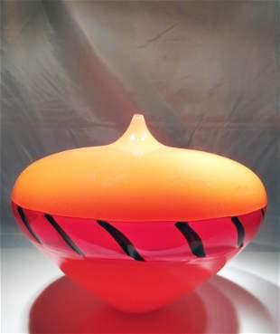 """Lino Tagliapietra """"early Hopi Vase"""""""