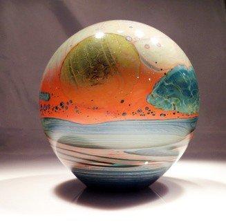 """12: John Lewis """"early moon bottle"""""""