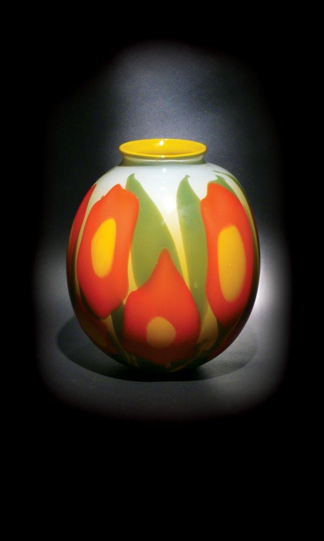 """15: Mark Peiser """"flower vessel"""""""