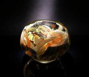 Richard Ritter, Glass art