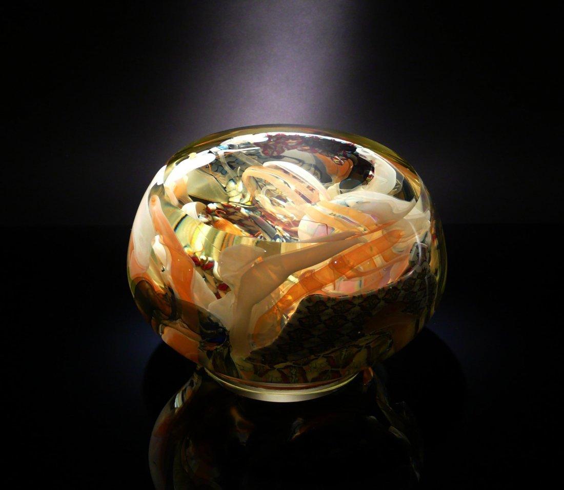 1: Richard Ritter, Glass art