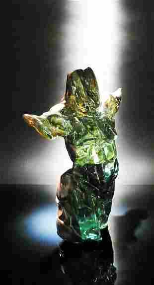 Martin Blank, Glass Art