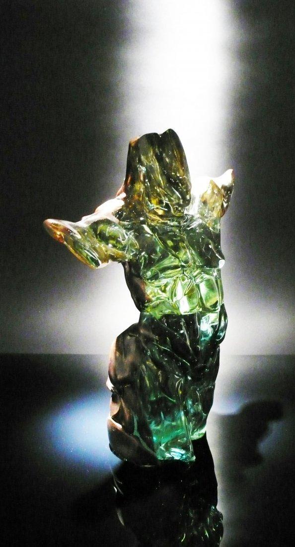3: Martin Blank, Glass Art