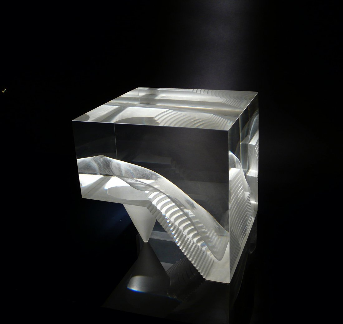 4: Steven Weinberg, Glass Art