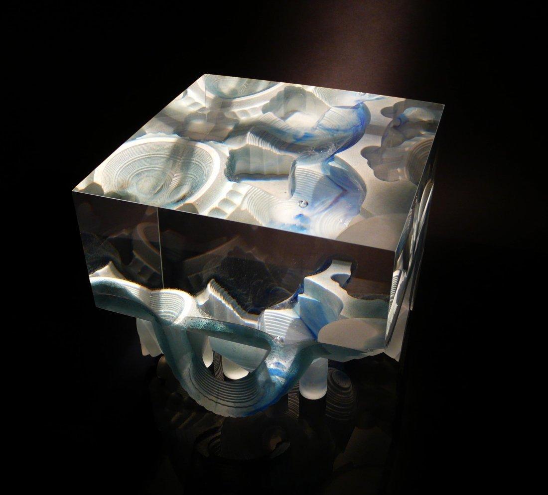 5: Steven Weinberg, Glass Art