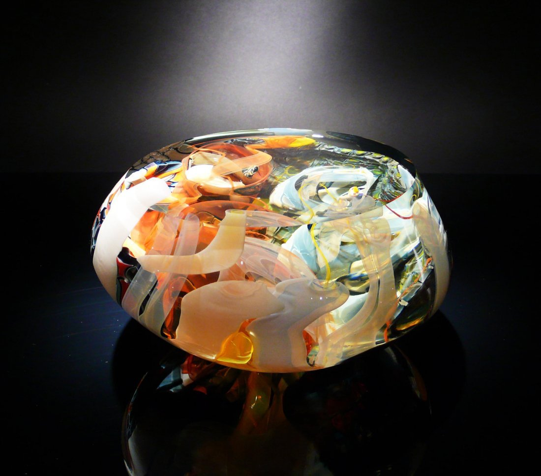 7: Ricahrd Ritter, art glass