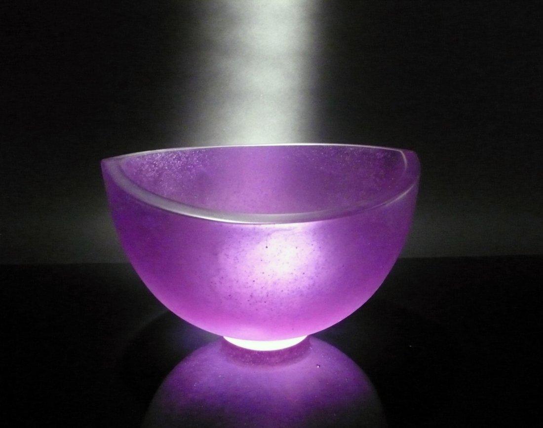 12: Ann Robinson, art glass