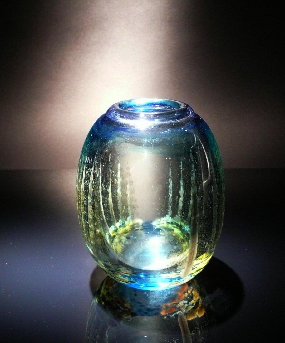 18: Mark Peiser, art glass