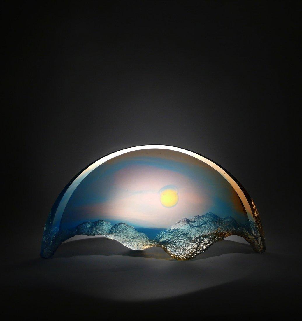 20: Mark Peiser, art glass