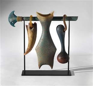 Habatat William Morris Suspended Artifact, Art