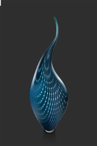 Habatat Lino Tagliapietra Dinosaur 1997 Glass Art