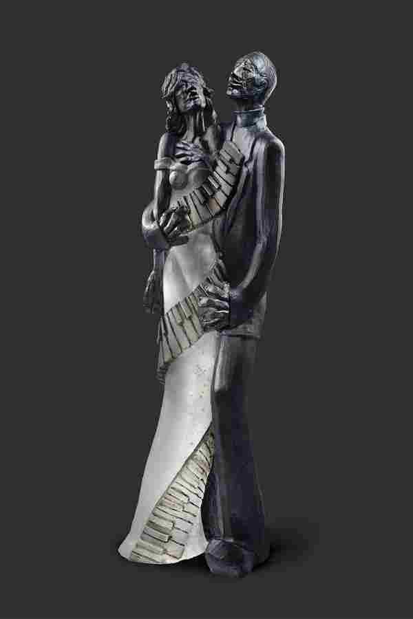 Habatat Leah Wingfield Wrapture Key of C 2005 Art