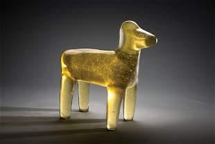 Habatat Ivana Sramkova Faithful Animal 2005 Glass