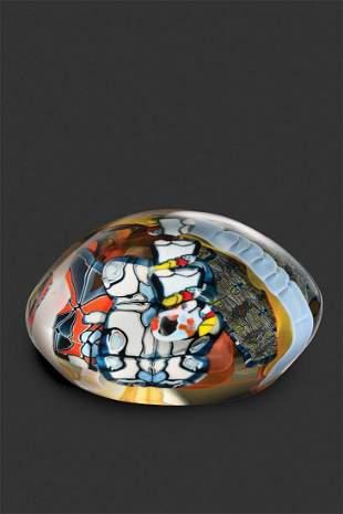 Habatat Richard Ritter YC-25 1985 Glass Art Show