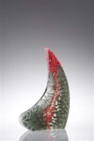 Micahel Behrens Seaforms 139 Glass Art Habatat