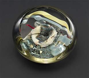 Richard Ritter YC2 1984 Glass Art Habatat