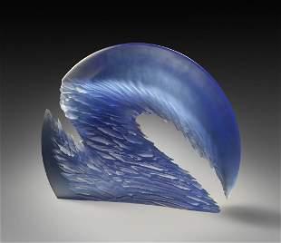 Alex Bernstein Mood 2005 Glass Art Habatat