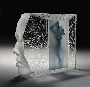 Yoshiko Okada Missing Pieces Glass Art Habatat