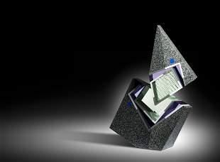 William Carlson Pragnanz Series Glass Art Habatat
