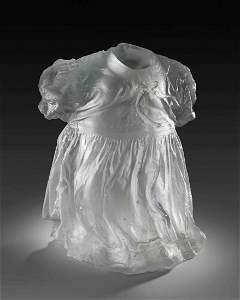 Karen LaMonte Sleep 2001 Glass Art Habatat