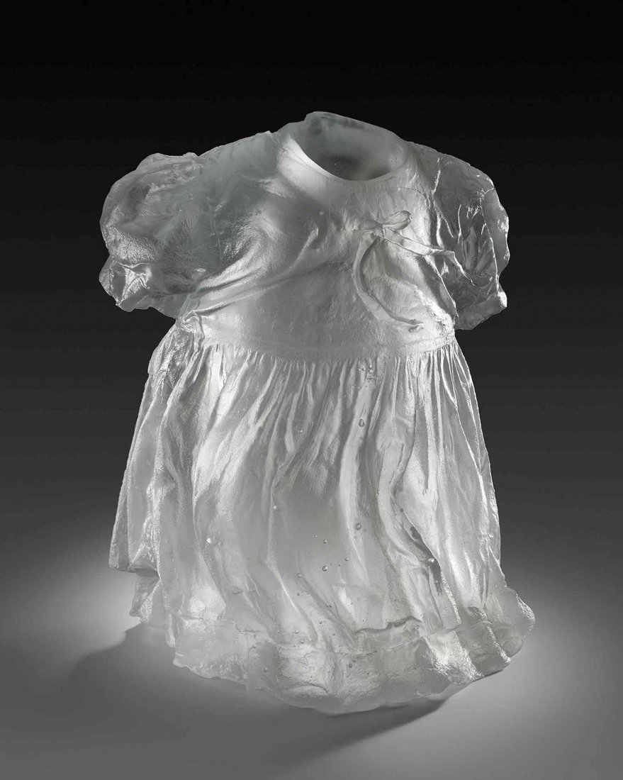 Karen LaMonte Sleep 2001 Glass Art Habatat