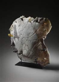 William Morris Artifact Shard Art Glass Habatat