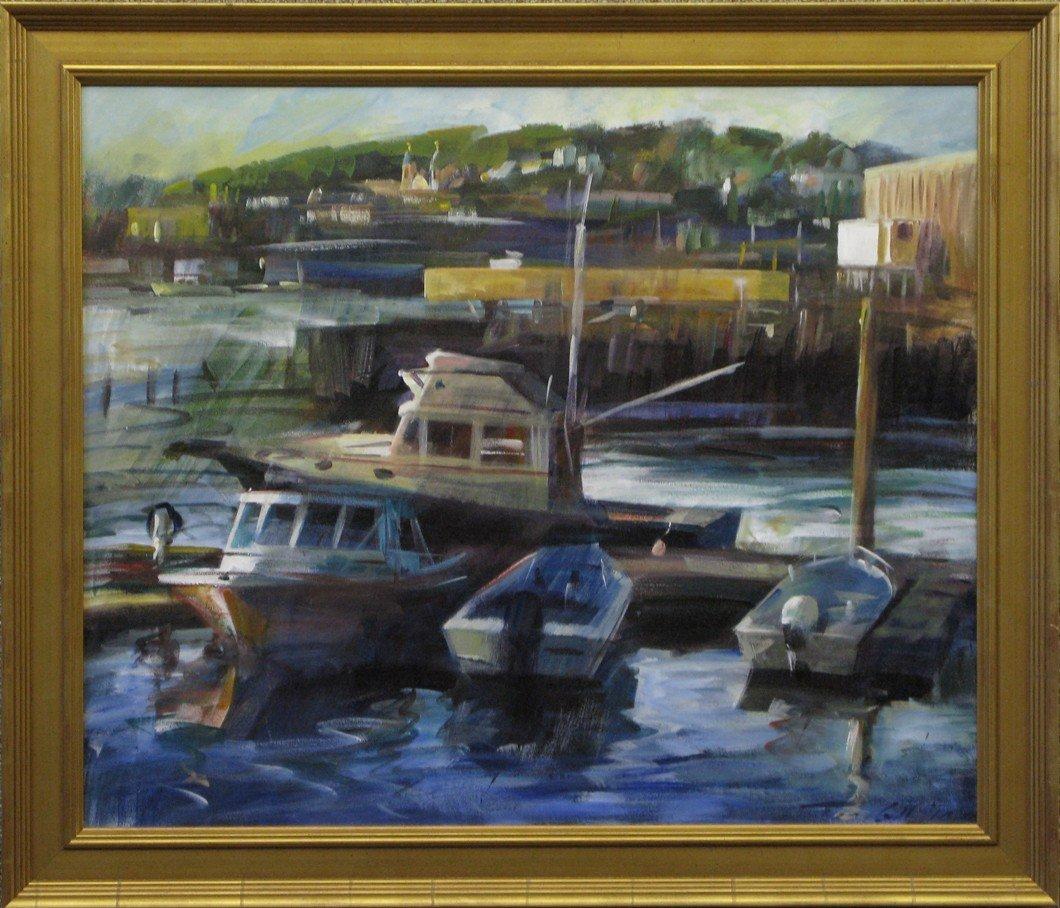 1: Pleasure Boats, Gloucester