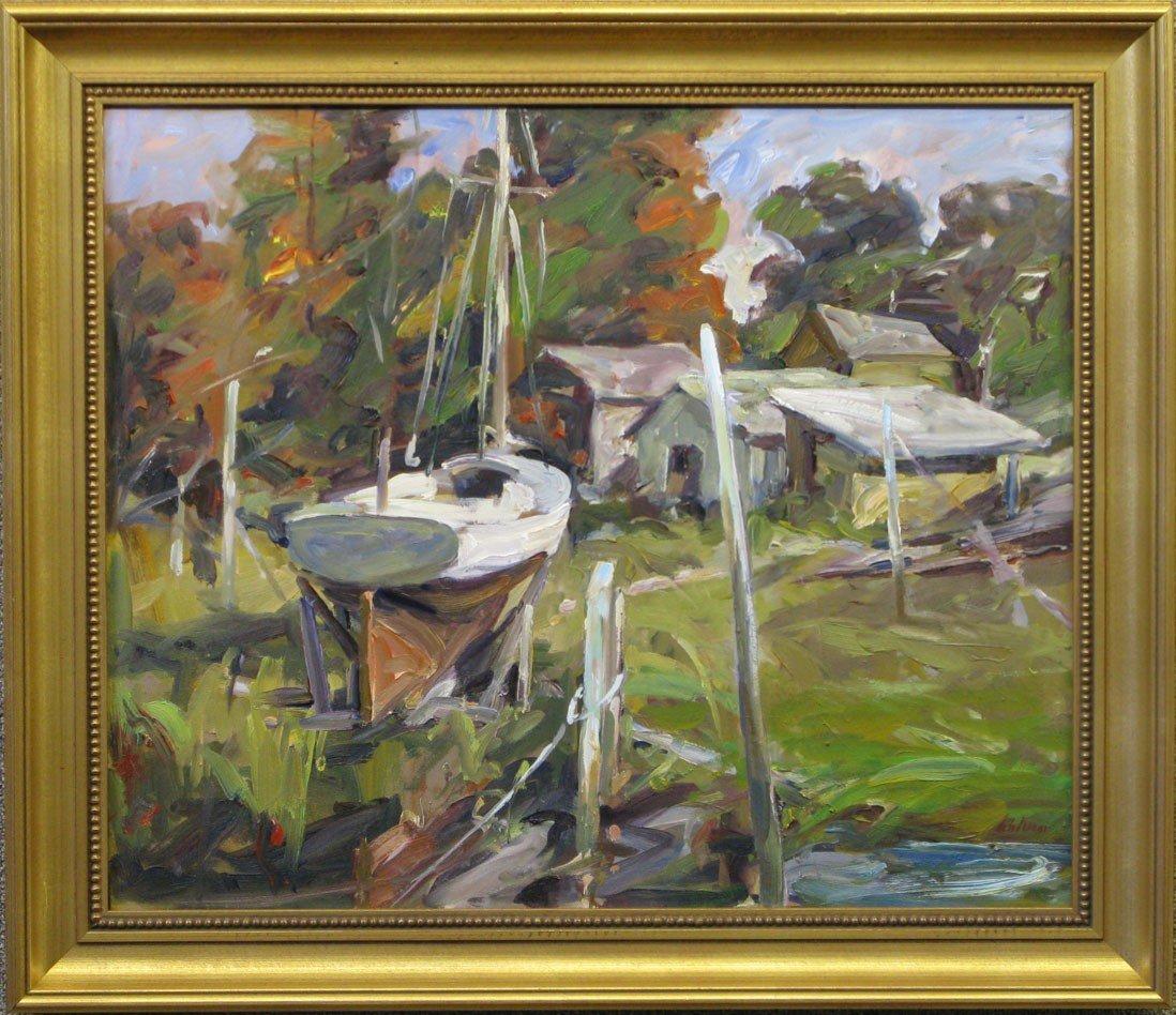 10: Essex Boatyard