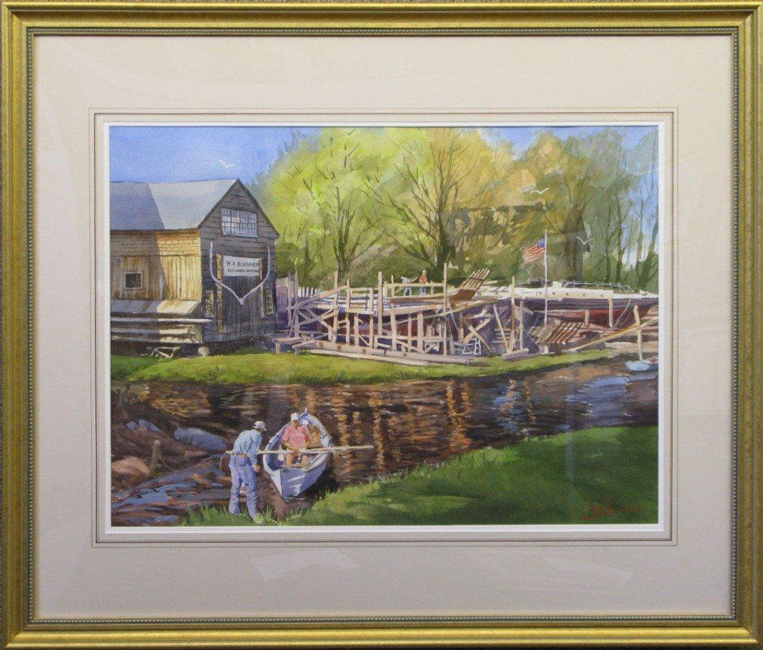 23: Burnham's Barn, Essex