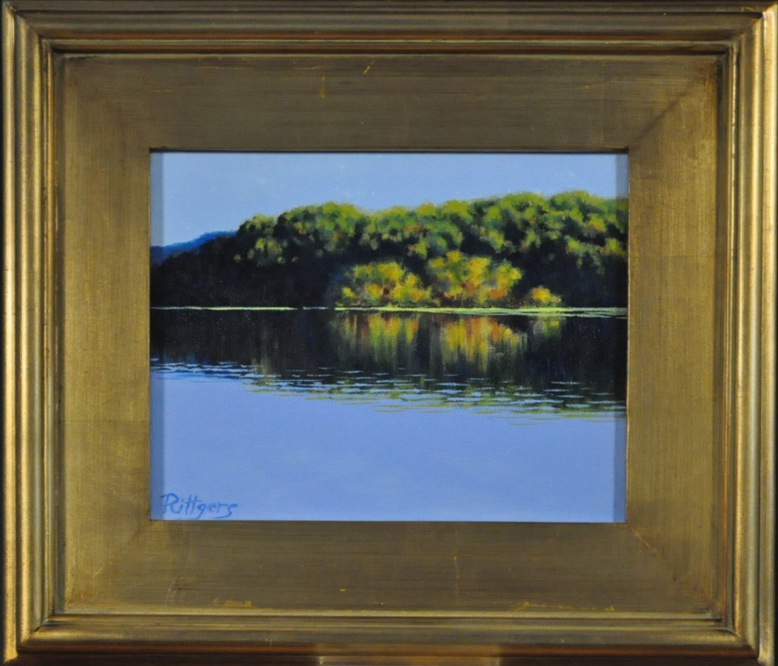 13: Autumn Reflections