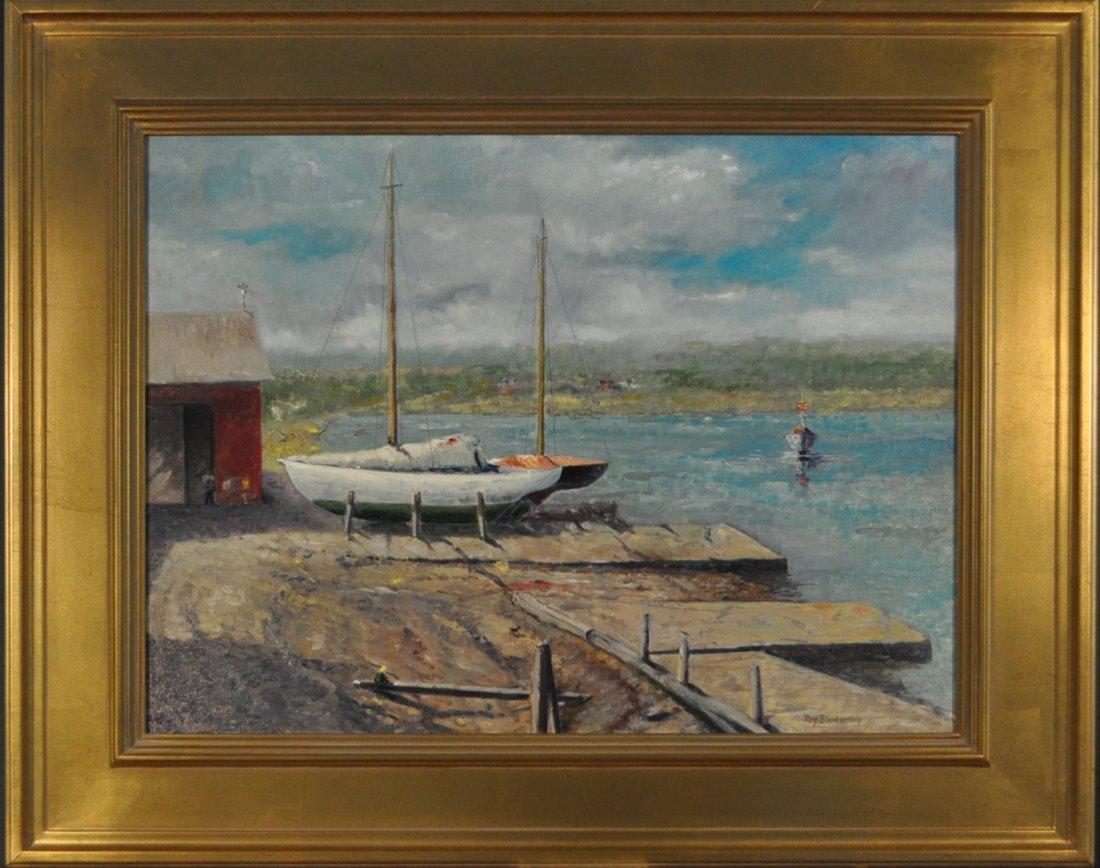 18: Essex River Boat Yard