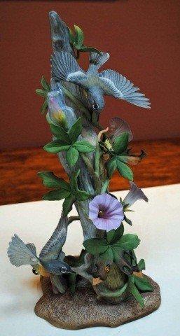 """19: Boehm """"Parula Warblers"""""""