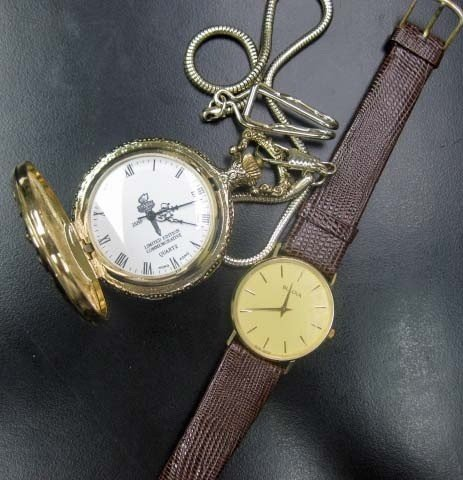 37: 2 Timepieces