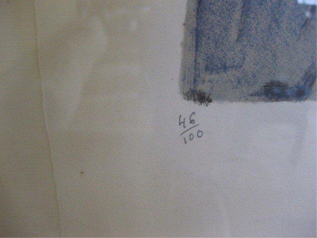 406: Lithograph - Street Scene, Van Dongen - 3