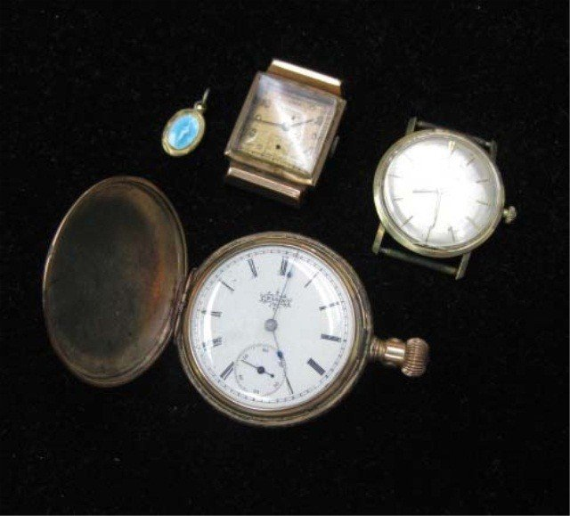 18: 3 Watches and Miraculous Medal