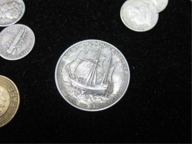 25: Collection of American Coins and Tokens - 3