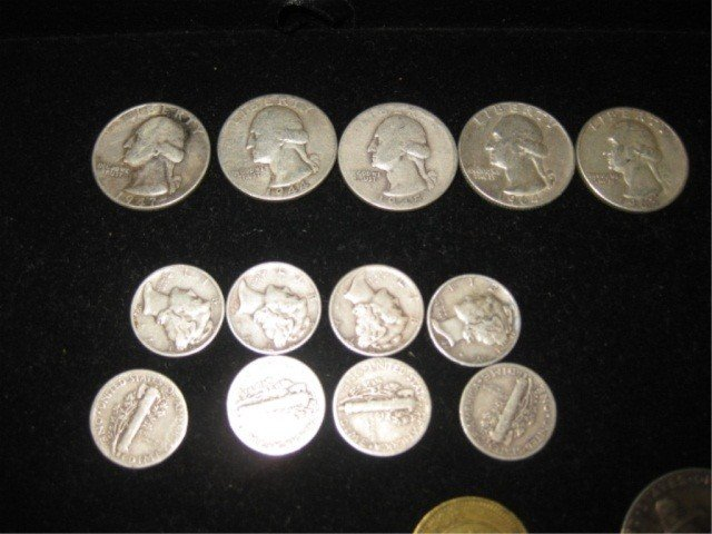 25: Collection of American Coins and Tokens - 6