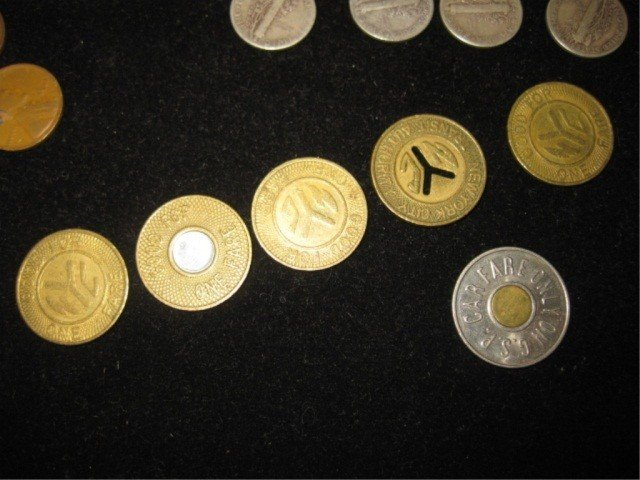 25: Collection of American Coins and Tokens - 8
