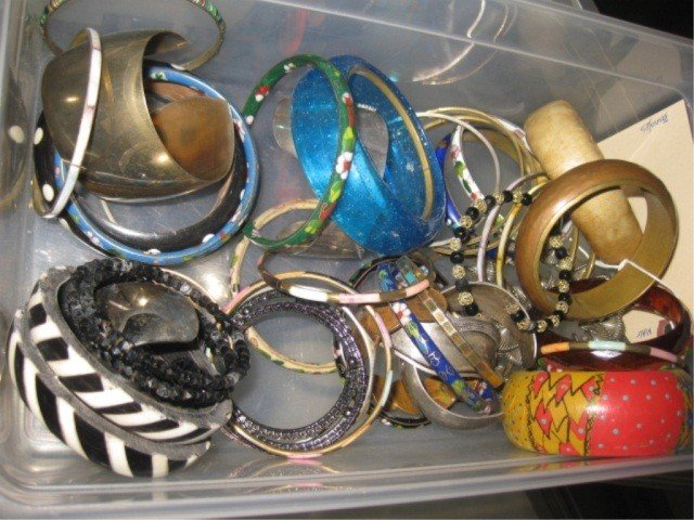 1: Collection of Bangles