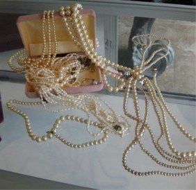 Collection Of Freshwater And Faux Pearls