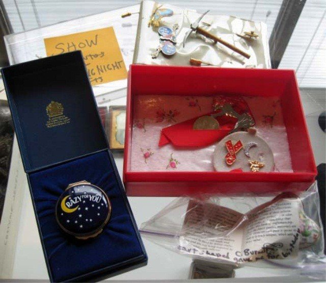 14: Collection of Broadway Show Commemorative Pins