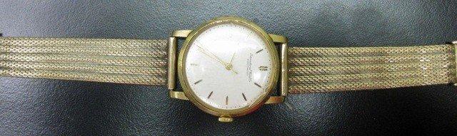 19: 18K Gold International Watch Co. Men's Watch