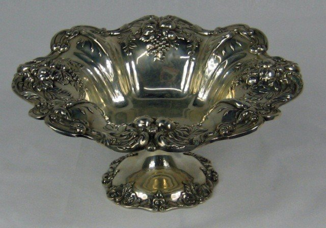 2: Reed and Barton Sterling Silver Centerpiece