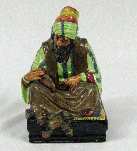 "137: Royal Doulton Figure ""Cobbler"""